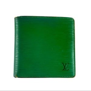 Louis Vuitton Epi Leather Bifold Wallet